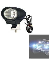"Liancheng® 4"" 55W 4000 Lumens Super Bright HID Work Light for Off-road,Tractor,UTV,ATV"