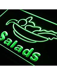 M054 bar à salade signe de néon