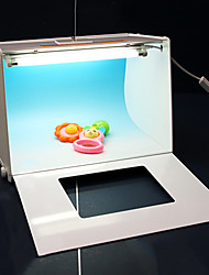 XY Photography Light Box with Gradient Wallpaper