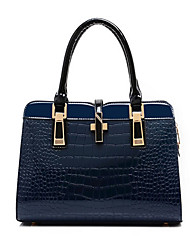 noble Women's Crocodile Pattern Tote_N091