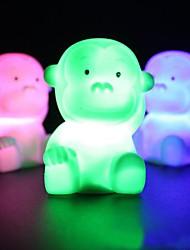 coway zwölf Tierkreis Affen bunten LED-Nachtlicht