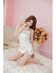 notte flre classico floreale stampa cheongsam moda biancheria intima sexy delle donne