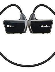 megafeis® e30 esportes auscultadores sem fios protable mp3 player 8gb