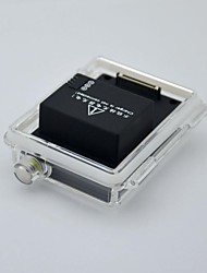 BacPac bateria para GoPro hero3 estendida tempo recorde + hero 3 estendido porta traseira à prova d'água