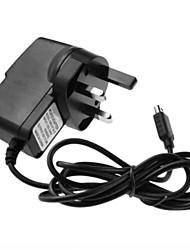 Великобритания Тип дома зарядное устройство AC адаптер питания для Nintendo Wii U геймпад