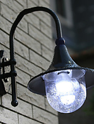 luz ao ar livre 1 luz impermeável forma de chifre 220v pintura alumínio novidade