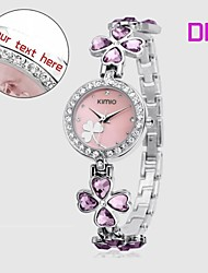 Personalized Gift Alloy Watch  LIWUYOU™