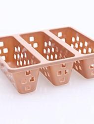 1 pièce de rangement en plastique étagère à chaussures contenant de la boîte