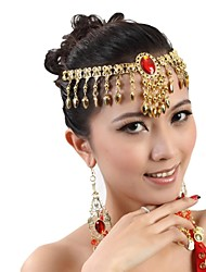 Dance Accessories Jewelry Women's Metal Tassel(s) Christmas Halloween