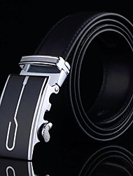 Men Buckle/Waist Belt , Vintage/Party/Work/Casual Alloy/Leather