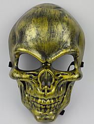 голо Хэллоуин танцы износа маска (случайный цвет)