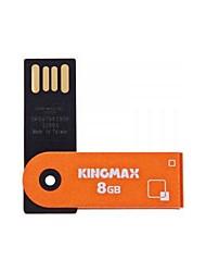 kingmax® мини вращение на 360 ° USB2.0 Flash Drive 8 г