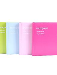 abito da sposa e il bambino album fotografico di 6 pollici (colori assortiti)