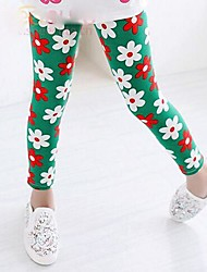 Girl's Cotton Leggings , Summer/Spring/Fall