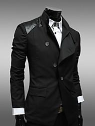 style automne menmax occasionnels longues sleevecoats&vestes jk19