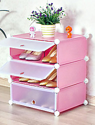 Plastic Shoes Rack for Storaging