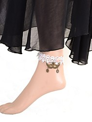 Lace Decorative Chain Accents for Shoes One PCS