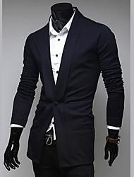 moda una fibbia tipo risvolto nuova giacca da uomo