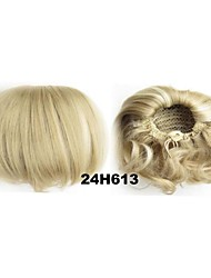 Beautiful Synthetic Clip In Hair Wrap Hair Pieces