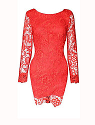 Women's Lace Casual Elegant