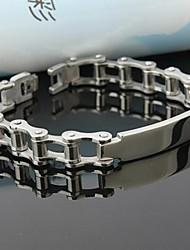 herenmode persoonlijkheid titanium stalen kroon armbanden