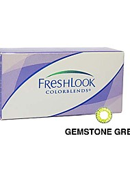 Ciba FreshLook Colorblends Gemstone Green (2 lens / box)(Zero Degree)