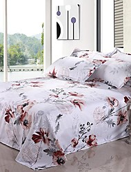 Yaomeng Print Four Pieces Bedding Set_38