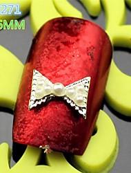 10pcs rh271 papillon pieno veneziano strumento salone di disegno nail art perla di lusso chiodo diy farfalla decorazione delle unghie