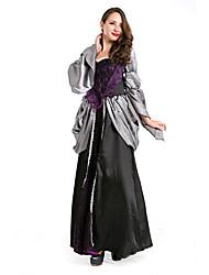 Elegant Queen Black Vinatge Deluxe Apparel Women's Halloween Costume
