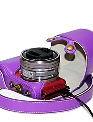 Dengpin® Leather Detachable Camera Cover Case Bag Charging Style for Sony Alpha A5100 A5000 ILCE-5100L NEX-3N