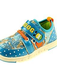 zapatos para niños walkers primera talón plano zapatillas de deporte de moda lienzo zapatos más colores disponibles