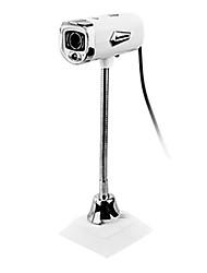 uniflying 12.0 megapixels webcam em night-versão usb drive-livre com microfone