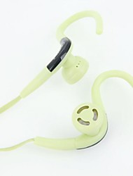 Fitted Clip Earphones with Microphone