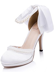 Women's Wedding Shoes Heels Heels Wedding/Party & Evening Ivory/White