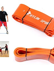 KYLIN SPORT™ Orange Natural Latex Rubber Gym Training Resistance Band Fitness Assisted Pull-up Crossfit