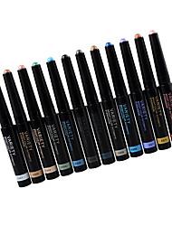 1pc beau stylo eyeshaow (4 couleurs au choix)