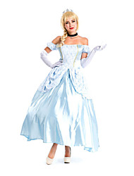 Performance Women's Princess Costume Dress-Including Dress,Gloves,Petticoat