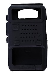 Protective Silicone Walkie Talkie Case for BaoFeng UV5R 5RA 5RE 5RB, UV5REPlus and More (Assorted Colors)