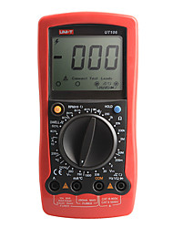 UNI-T UT106 Цифровой автомобильный Многофункциональные метров Ручной AC DC Вольт Ампер Ом Темп автомобильный мультиметр