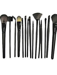 15 Pcs Professional Makeup Brush With Free bag