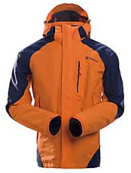 Jaqueta de homens com fleece destacável