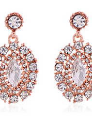 moda diamonaded aretes de brillantes de las mujeres mengguang 145