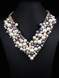 Women's Luxury Fashion Pearl Necklace