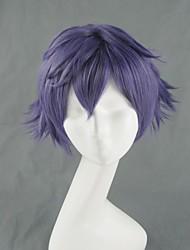 Hakkenden Touhou hakken Ibun Inuzuka Shino breve parrucca cosplay viola