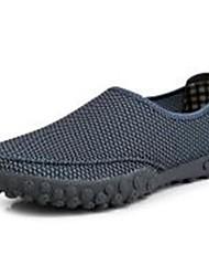 Chaussures homme ( Bleu/Marron ) - Nylon - Marche