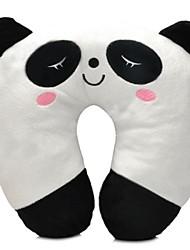 Cute Panda U Style Car Travel Neck Head Cushion Pillow