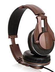 LABSIC-DJ1000 Headphone 3.5mm/6.3mm Over EarHiFi Stereo Headphones for Media Player
