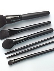 High Quality Nylon Hair Makeup Brush Set