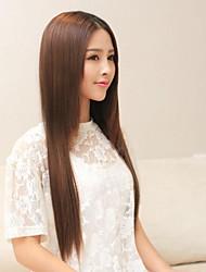 долго синтетический прямо и клип в наращивание волос с 5 клипов