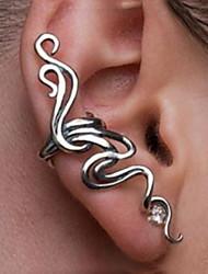 LALA Women's Punk Twist Single Earrings